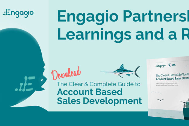 The Clear & Complete Guide to Account Based Sales Development class=
