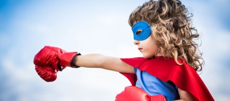 Bogged Down by Details? Here's a Superhero's Plan for Super Career Growth